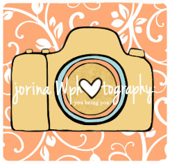 jorina W photography logo